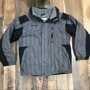 Columbia Winter Coat Boy 10-12